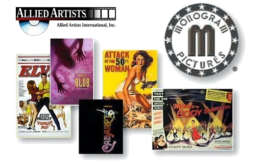 Allied Artists Film Music Television Distribution